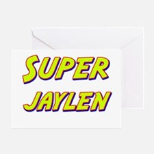Super jaylen Greeting Card