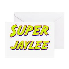 Super jaylee Greeting Card