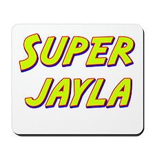 Super jayla Mousepad