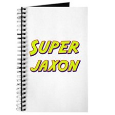 Super jaxon Journal