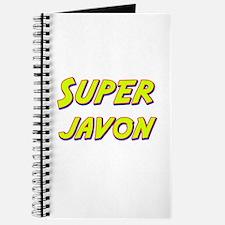 Super javon Journal