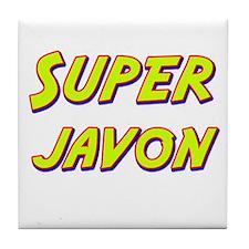 Super javon Tile Coaster