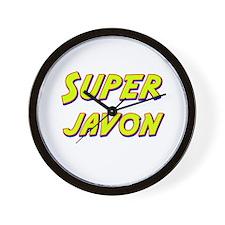 Super javon Wall Clock