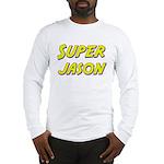 Super jason Long Sleeve T-Shirt