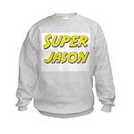 Super jason Kids Sweatshirt