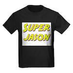 Super jason Kids Dark T-Shirt