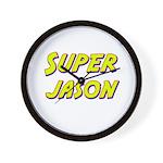 Super jason Wall Clock
