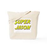 Super jason Tote Bag