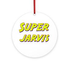 Super jarvis Ornament (Round)