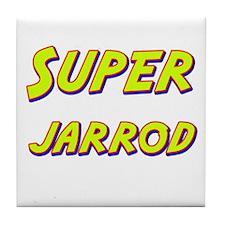 Super jarrod Tile Coaster