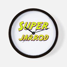 Super jarrod Wall Clock