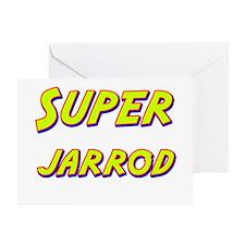 Super jarrod Greeting Card