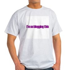 So Blogging This T-Shirt