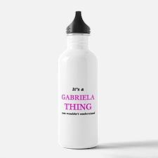 It's a Gabriela th Sports Water Bottle