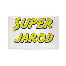 Super jarod Rectangle Magnet