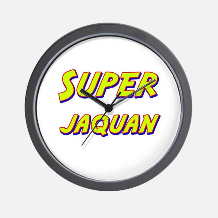 Super jaquan Wall Clock