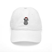 Santa Skull Baseball Cap