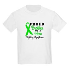 ProudBrotherHeroLymphoma T-Shirt