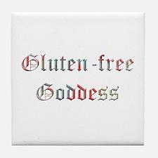 Gluten-free Goddess Tile Coaster