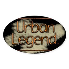 Urban Legend Decal