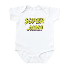 Super jana Infant Bodysuit