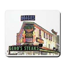 Cheese Steak Stand Mousepad