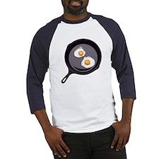 Fried Eggs Baseball Jersey