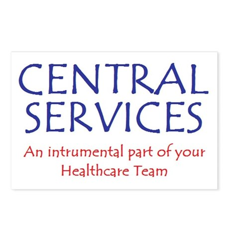 Healthcare Team Postcards (Package of 8)