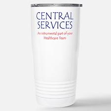 Healthcare Team Stainless Steel Travel Mug