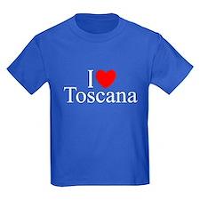 """""""I Love (Heart) Toscana"""" T"""