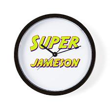 Super jameson Wall Clock