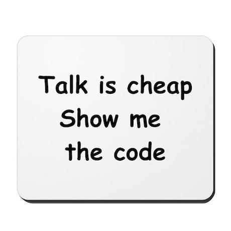 Software Engineer Mousepad