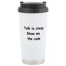 Software Engineer Travel Mug