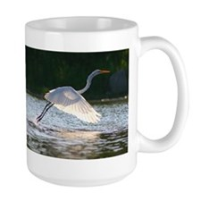 EGRET in SUNLIGHT Mug