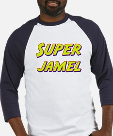 Super jamel Baseball Jersey