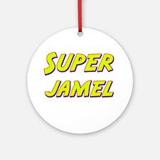 Super jamel Ornament (Round)