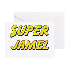 Super jamel Greeting Card