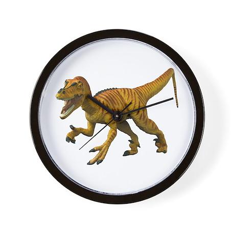 Dino 3 Wall Clock