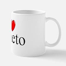 """""""I Love (Heart) Veneto"""" Mug"""