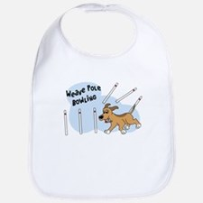 Non Weaving Agility Dog Bib