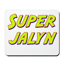 Super jalyn Mousepad