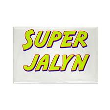 Super jalyn Rectangle Magnet