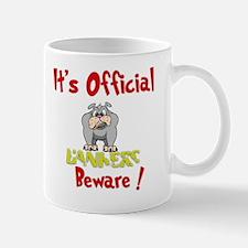 Bankers Beware! Mug