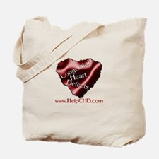 Funny Heart health Tote Bag