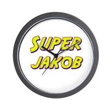 Super jakob Wall Clock