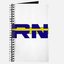 Blue Yellow Journal