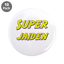 """Super jaiden 3.5"""" Button (10 pack)"""