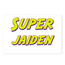 Super jaiden Postcards (Package of 8)