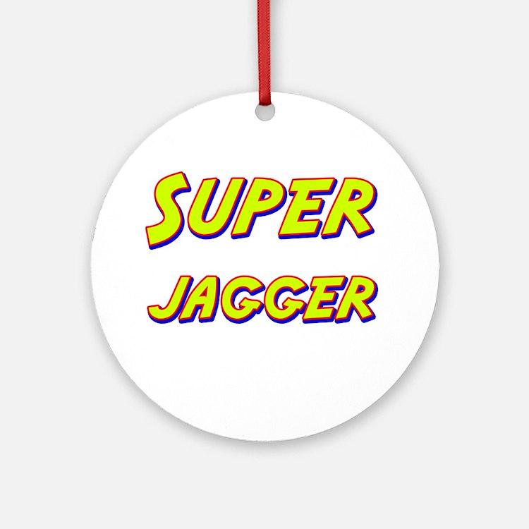 Super jagger Ornament (Round)