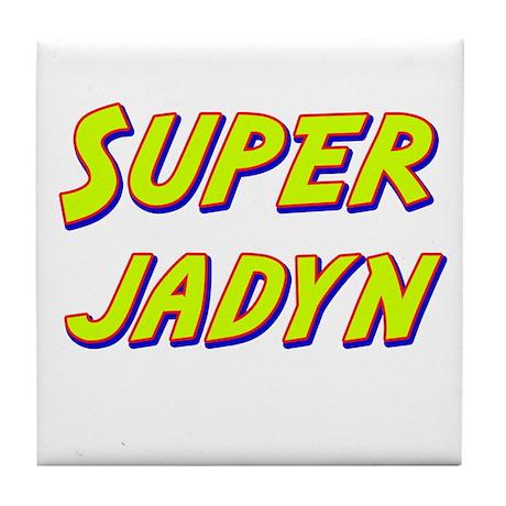 Super jadyn Tile Coaster